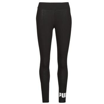 textil Mujer Leggings Puma ESS LOGO LEGGINGS Negro