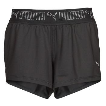 textil Mujer Shorts / Bermudas Puma TRAIN SUSTAINABLE SHORT Negro