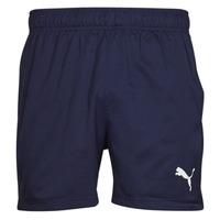 textil Hombre Shorts / Bermudas Puma ESS ACTIVE WOVEN SHORT Marino
