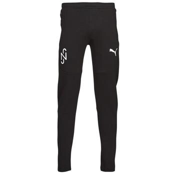 textil Hombre Pantalones de chándal Puma NJR EVOSTRIPE PANTS Negro