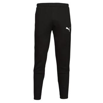 textil Hombre Pantalones de chándal Puma EVOSTRIPE CORE FZ PANT Negro