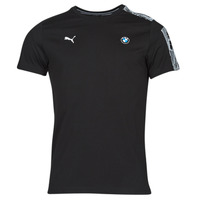 textil Hombre Camisetas manga corta Puma BMW MMS T7 TEE Negro