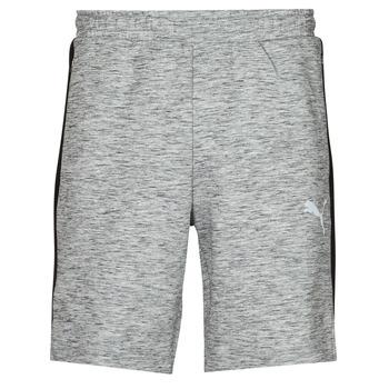 textil Hombre Shorts / Bermudas Puma EVOSTRIPE SHORTS 8 Gris / Negro