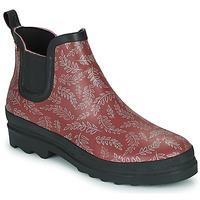Zapatos Mujer Botas de agua Sanita FELICIA Burdeo