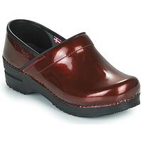Zapatos Mujer Zuecos (Clogs) Sanita PROF Burdeo