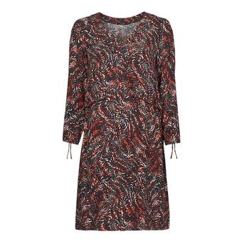 textil Mujer Vestidos cortos One Step FT30121 Rojo / Multicolor