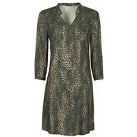 textil Mujer Vestidos cortos One Step FT30011 Kaki