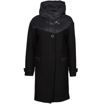 textil Mujer Abrigos One Step FT44041 Negro