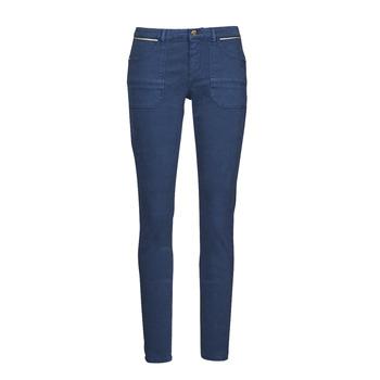 textil Mujer Pantalones con 5 bolsillos One Step FT22021 Marino