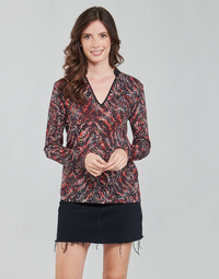 textil Mujer Tops / Blusas One Step FT10191 Rojo / Multicolor