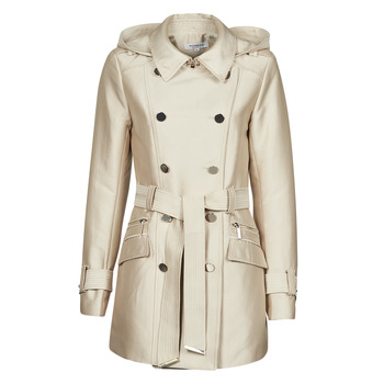 textil Mujer Trench Morgan GIZA Beige