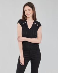 textil Mujer Tops / Blusas Morgan MDIDO Negro