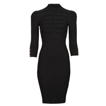 textil Mujer Vestidos cortos Morgan RMTO Negro