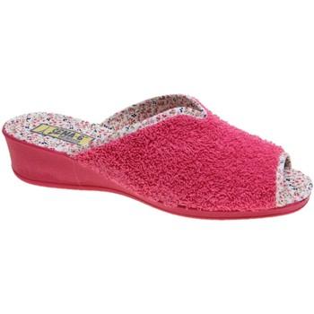 Zapatos Mujer Pantuflas Sena-6 3211.34 ORT FUXIA