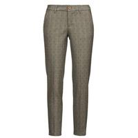 textil Mujer Pantalones con 5 bolsillos Freeman T.Porter CLAUDIA PONGO Gris