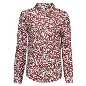 textil Mujer Tops / Blusas Freeman T.Porter KATY MIRABILIS Rojo / Blanco