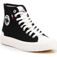 Zapatos Zapatillas altas Palladium Manufacture Palla ACE CVS 77015-030-M negro
