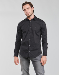 textil Hombre Camisas manga larga Emporio Armani 8N1C09 Marino