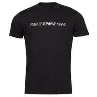 textil Hombre Camisetas manga corta Emporio Armani 8N1TN5 Marino