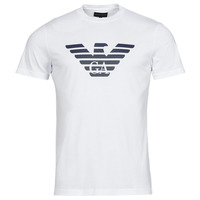 textil Hombre Camisetas manga corta Emporio Armani 8N1TN5 Blanco