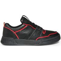 Zapatos Hombre Zapatillas bajas Bikkembergs - scoby_b4bkm0102 Negro