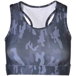 textil Mujer Tops / Blusas Bodyboo - bb70220 Gris