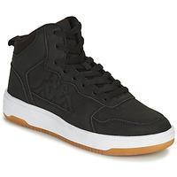 Zapatos Niño Zapatillas altas Kappa SEATTLE MID Negro