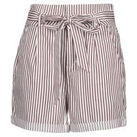 textil Mujer Shorts / Bermudas Vero Moda VMEVA Blanco / Marrón