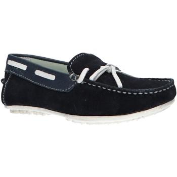 Zapatos Niños Zapatos náuticos MTNG 83515 Azul