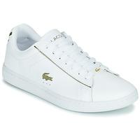 Zapatos Mujer Zapatillas bajas Lacoste CARNABY EVO 0721 3 SFA Blanco