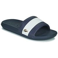 Zapatos Hombre Chanclas Lacoste CROCO SLIDE 120 3 US CMA Azul / Blanco