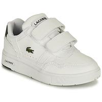 Zapatos Niños Zapatillas bajas Lacoste T-CLIP 0121 1 SUI Blanco