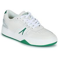 Zapatos Mujer Zapatillas bajas Lacoste L001 0321 1 SFA Blanco / Verde