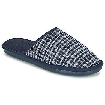 Zapatos Hombre Pantuflas DIM D CANO C Marino