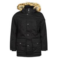textil Hombre Parkas Tom Tailor 1026754 Negro