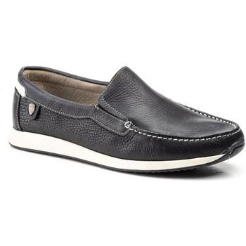 Zapatos Hombre Mocasín Iberico Shoes Mocasines de hombre de piel by Ibérico Noir