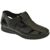 Zapatos Hombre Sandalias Duendy SANDALIA HOMBRE  NEGRO Negro