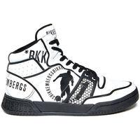 Zapatos Hombre Zapatillas altas Bikkembergs - sigger_b4bkm0103 Blanco