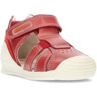 Zapatos Niños Sandalias Biomecanics S  S 212134 ROJO