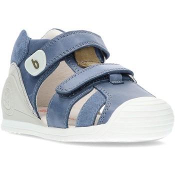 Zapatos Niño Sandalias Biomecanics S  212143 PETROL