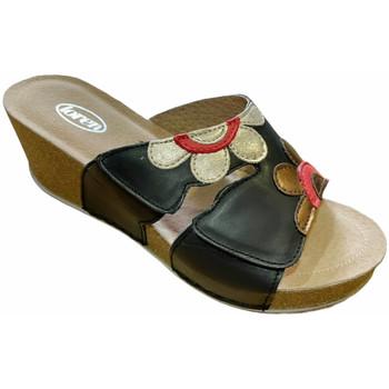 Zapatos Mujer Zuecos (Mules) Calzaturificio Loren LOQ6948ner nero