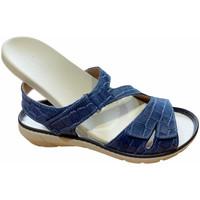 Zapatos Mujer Sandalias Calzaturificio Loren LOQ6973blu blu