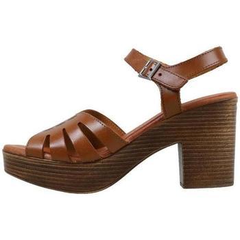Zapatos Mujer Sandalias Sandra Fontan  Marrón