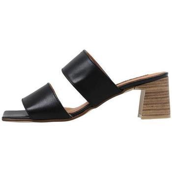 Zapatos Mujer Zuecos (Mules) Krack  Negro