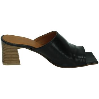 Zapatos Mujer Sandalias Moda Bella Sandalias napa NEGRO