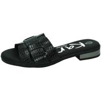 Zapatos Mujer Sandalias Karralli Sandalias hydra NEGRO