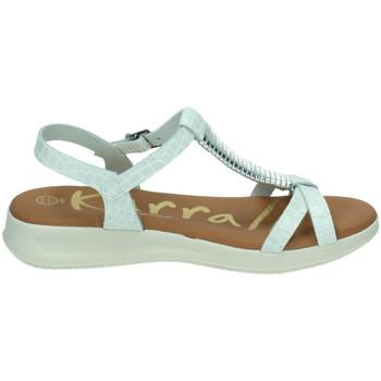 Zapatos Mujer Sandalias Karralli Sandalias hydra BLANCO