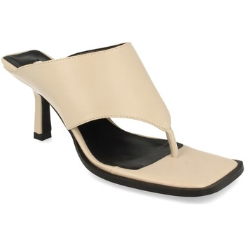 Zapatos Mujer Sandalias Buonarotti 1JB-1053 Beige