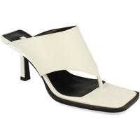Zapatos Mujer Sandalias Buonarotti 1JB-1053 Blanco