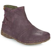 Zapatos Mujer Botas de caña baja El Naturalista ANGKOR Burdeo